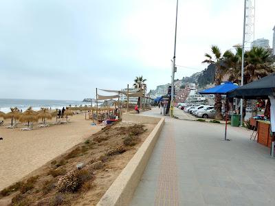 www.viajaportodoelmundo.com Viña del Mar playa Cochoa