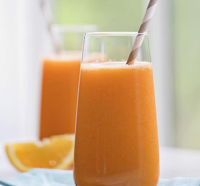 Resep dan cara membuat Jus Wortel Kombinasi Jeruk dan Tomat  yang baik untuk kekebalan tubuh