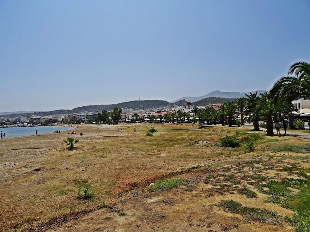 plaże w Rethymno wakacje na Krecie