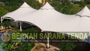 Tenda Membrane Lampung
