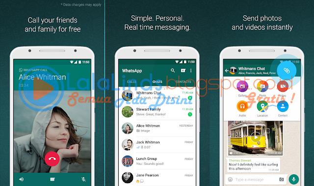 Download WhatsApp Messenger 2.17.190 APK Terbaru