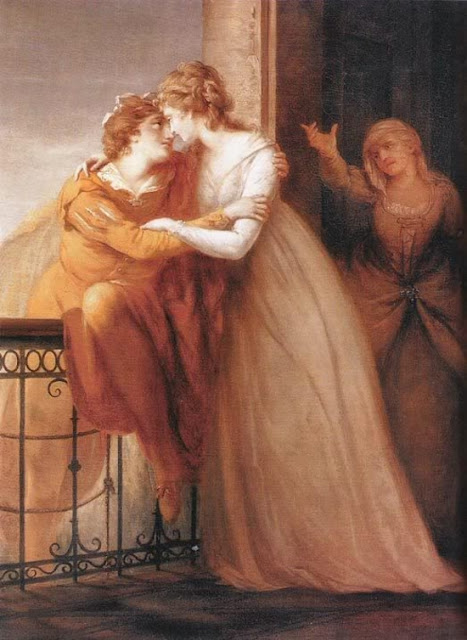John Francis Rigaud Ромео и Джульетта