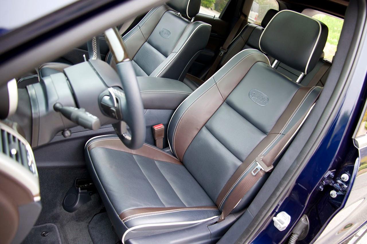 automotiveblogz 2014 jeep grand cherokee overland review photos. Black Bedroom Furniture Sets. Home Design Ideas