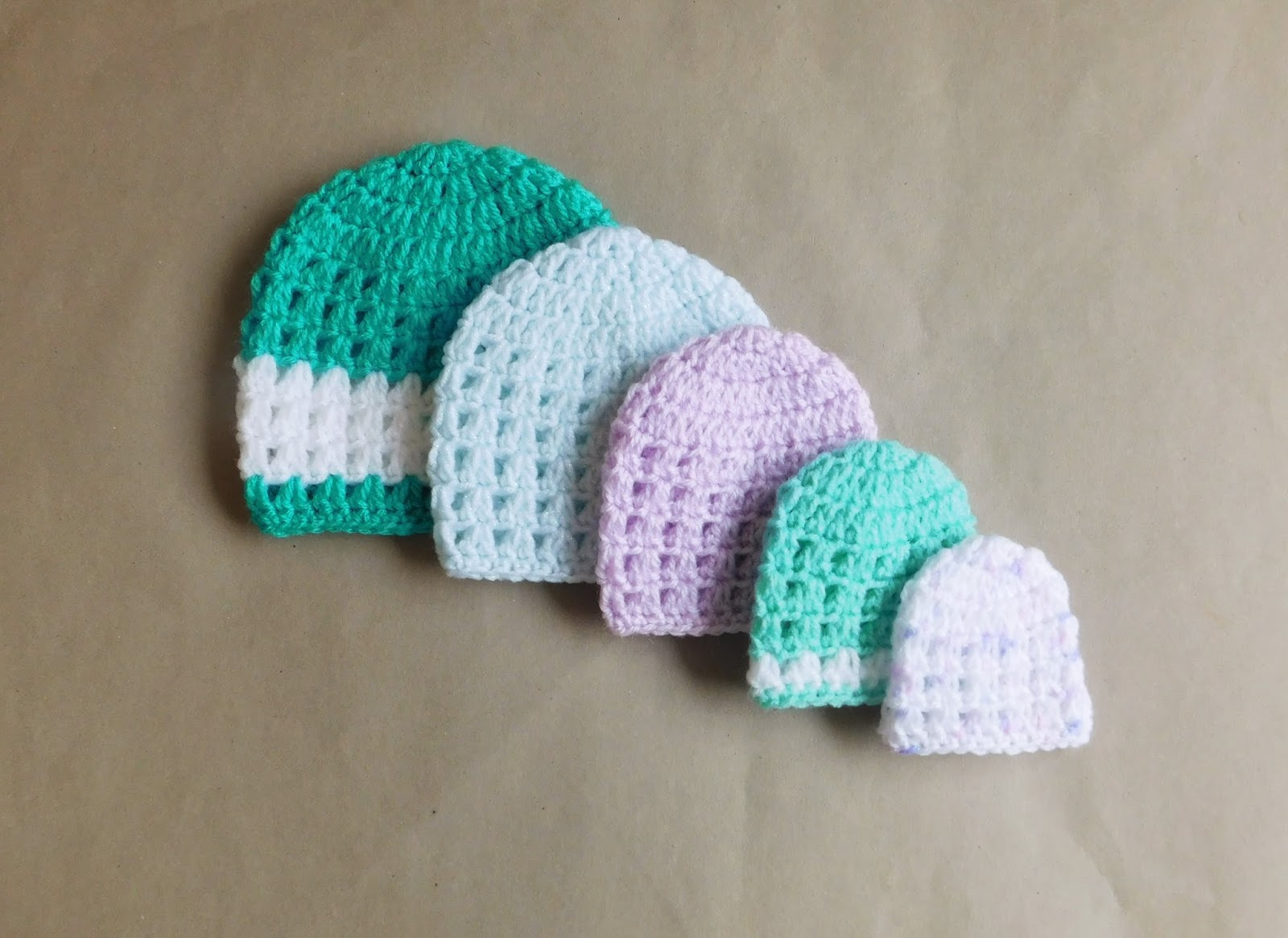Crochet Baby Bonnet Pattern Cool Decorating Design