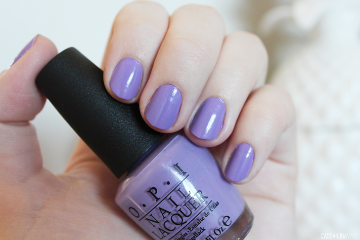 NOTD // OPI Do You Lilac It? - CassandraMyee