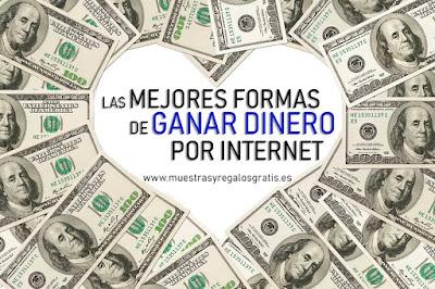 Mejores páginas para ganar dinero por internet en 2018