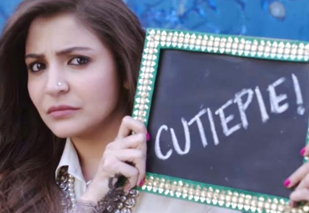 Cutiepie Lyrics - Ae Dil Hai Mushkil -  Anushka Sharma