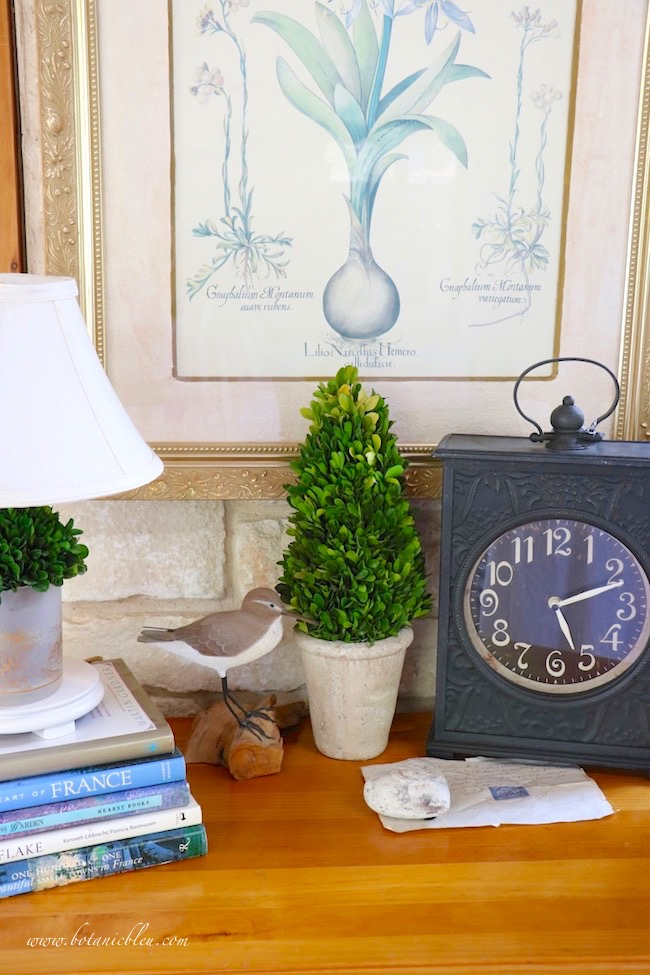 PIne Chest Vignette Tips Spring and Summer