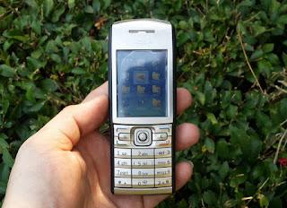 Hape Jadul Nokia E50 Seken Mulus Kolektor Item