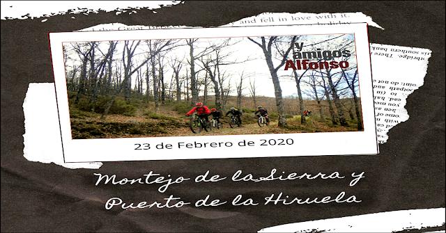 AlfonsoyAmigos - Montejo de la Sierra