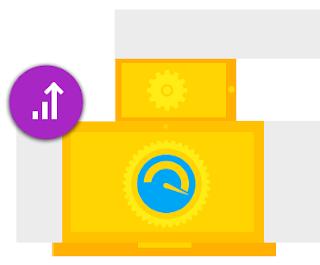 Gunakan Google PageSpeed Insights.