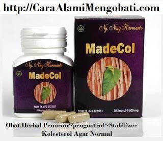 cara alami mengobati Kolesterol tinggi dengan herbal tradisional