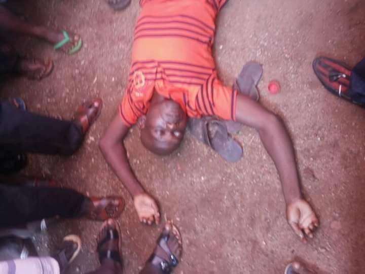 Unknown gunmen shoot PDP chieftain dead in Benue State