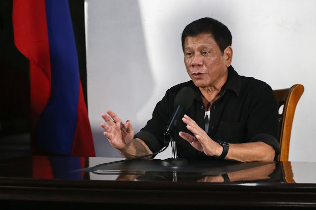 Palace: ABS-CBN, SM to carry Duterte's anti-drug ads for free