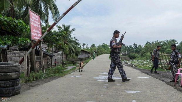 OHCHR: Tentara Myanmar Bakar Masjid dan Al-Qur'an