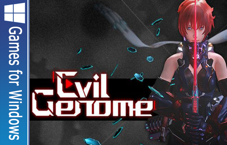 Evil Genome Cover www.gamerzidn.com