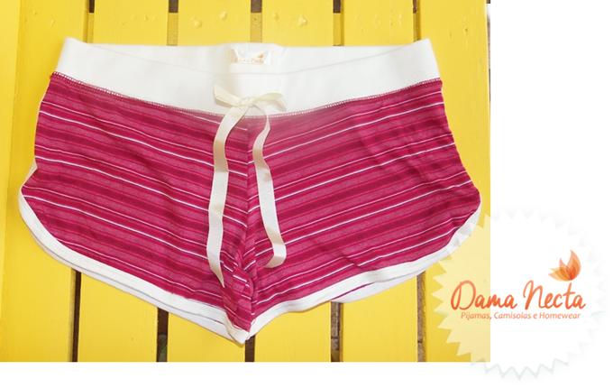 Short-pijama-Dama Necta