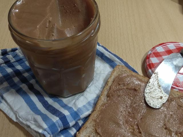 Crema De Almendras, Avellana Y Chocolate (para Untar)