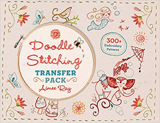 Doodle Stitching Transfer Pack by Aimee Ray