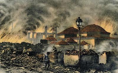 Η φωτιά που άλλαξε τη Θεσσαλονίκη