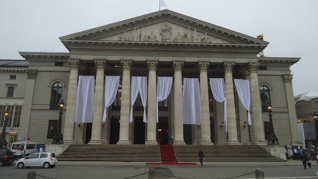 O Teatro Nacional de Munique O que ver em Munique, Alemanha