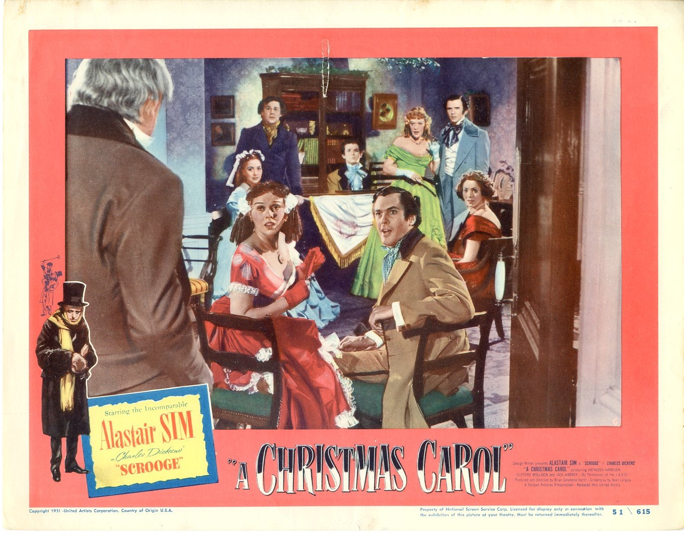 lauras miscellaneous musings tonights movie a christmas carol 1951 - Christmas Carol 1951