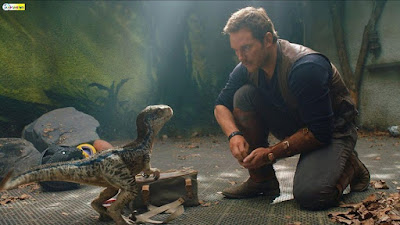 Review of Jurassic World Fallen Kingdom, 4fanviews