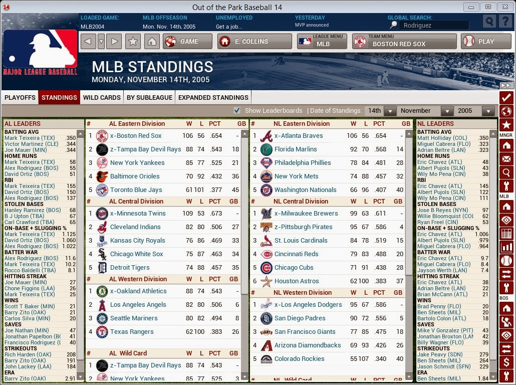 The Pesky Pole : 2005: Alex Rodriguez to the Red Sox, The