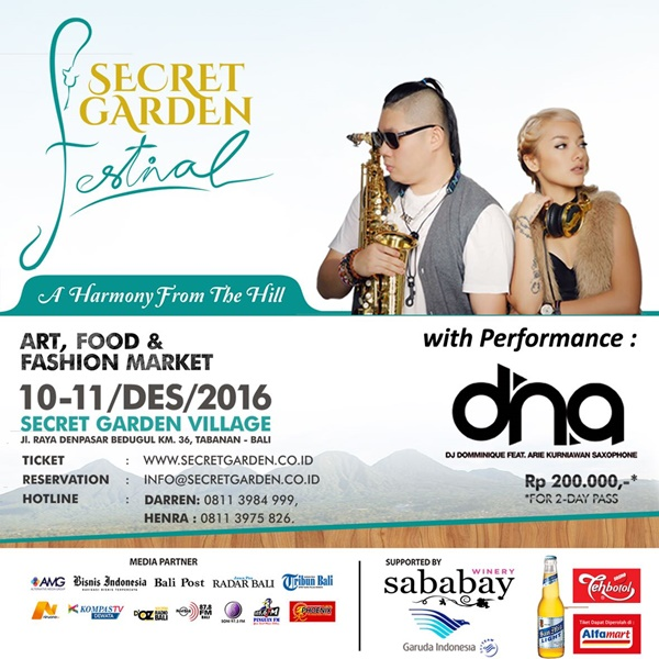 Secret Garden Festival 2016