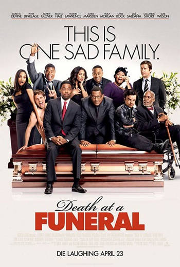 Muerte En Un Funeral [Death at a Funeral] DVDRip Español Latino