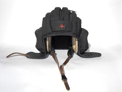 Casco da carrista dell'Armata Rossa - militaria - annunci
