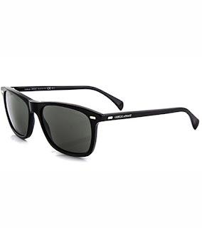 85129d549f9a Giorgio Armani Wayfarer Style Sungl... Emporio Armani Rimless Sunglasses