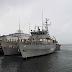 3 корабля НАТО прибыли в порт Батуми
