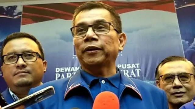 SBY Tunjuk AHY Pimpin Pemenangan Demokrat di Pemilu
