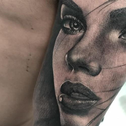 gabriele pellerone tatuaggi
