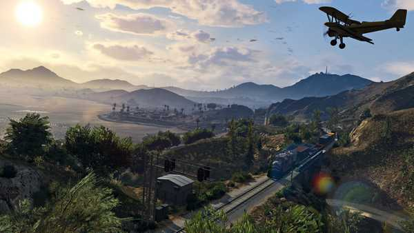 Grand Theft Auto 5 Cracked CPY Free Download| Tech Crome