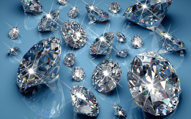 Why are Diamonds a Girl's Best Friend?
