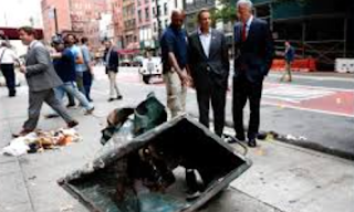 New York Bombing: Investigators Search For Suspects, Motive