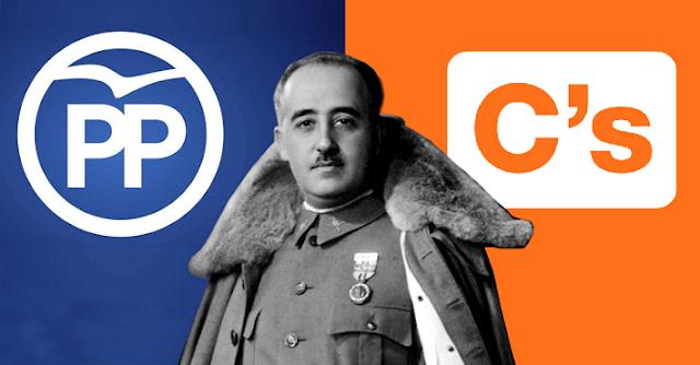 PP y C's bloquean el trámite parlamentario que pretendía evitar que Franco sea enterrado en la Almudena