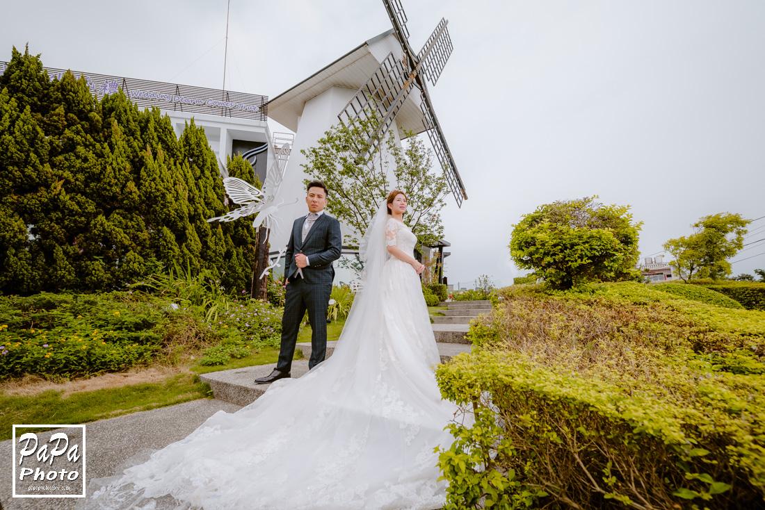 PAPA-PHOTO,婚攝,婚宴,青青風車莊園婚攝,青青婚攝,類婚紗