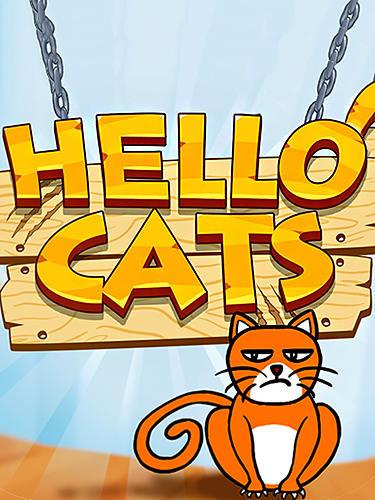 تحميل لعبة مرحبا القطط Hello Cats الجديدة