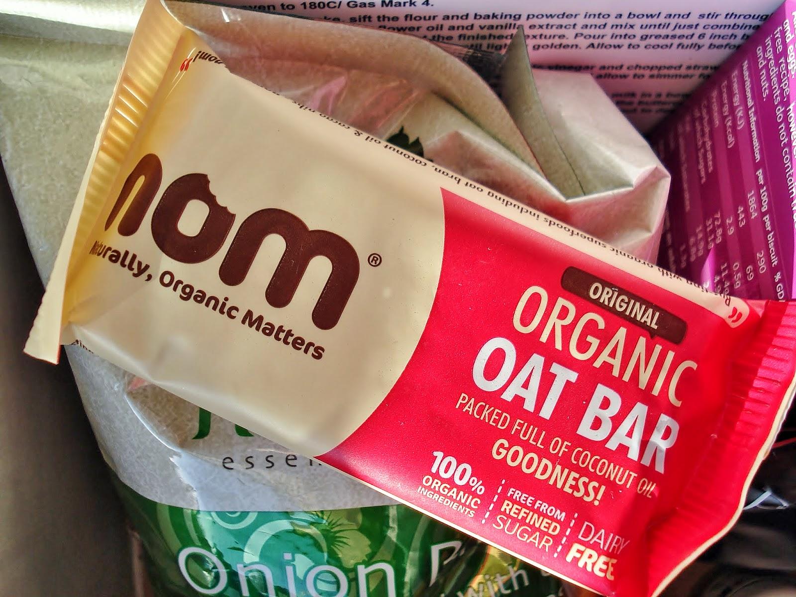 Organic Nom Bar