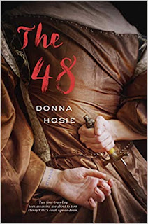 The 48, by Donna Hosie book cover