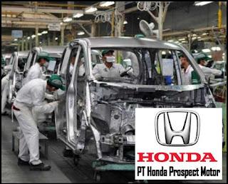 Lowongan Kerja di PT Honda Prospect Motor Agustus 2016