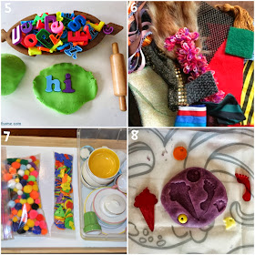 Toddler Invitations to Play. Toddler Activities