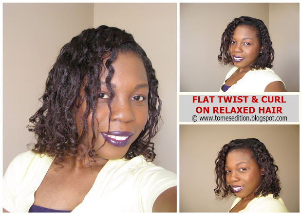 tomes edition 24hr flat twist