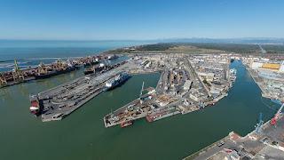 Porto Nuovo: razionalizzazione del raccordo ferroviario