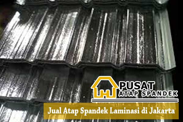 Harga Spandek Laminasi Jakarta, Harga Atap Spandek Laminasi Jakarta, Harga Atap Spandek Laminasi Jakarta Per Meter Per Lembar 2019