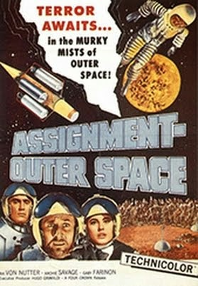 Assignment: Outer Space (1960) English Hollywood Movie ...