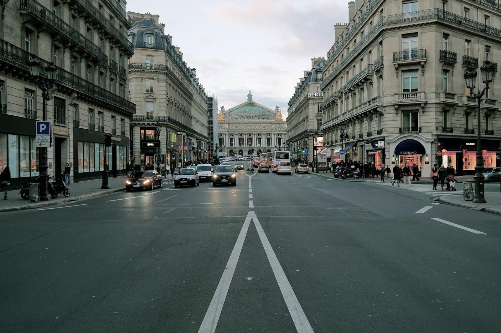 ガルニエ宮(Palais Garnier)